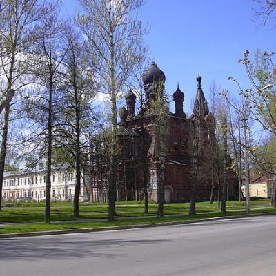 Кирасирская церковь (современный вид). Автор: Mossir, Wikimedia Commons
