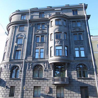 Доходный дом Веге. Автор: Юрий П, Wikimedia Commons
