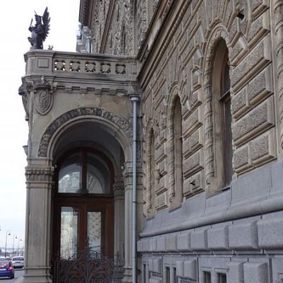 Дворец Великого князя Владимира Александровича. Автор: Надежда Пивоварова, Wikimedia Commons