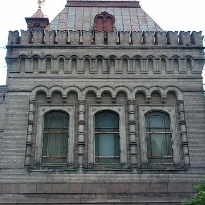 Суворовский музей. Автор: Sipp, Wikimedia Commons