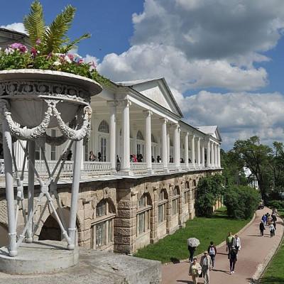 Камеронова галерея. Автор: Златогорский Владимир, Wikimedia Commons