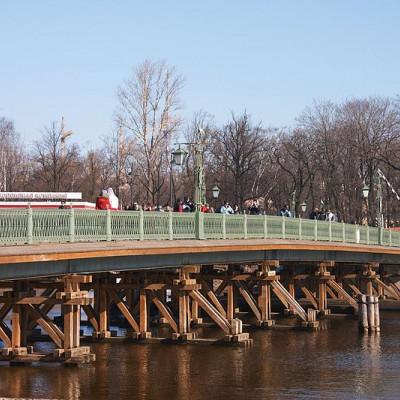 Иоанновский мост.  Автор: Panther, Wikimedia Commons