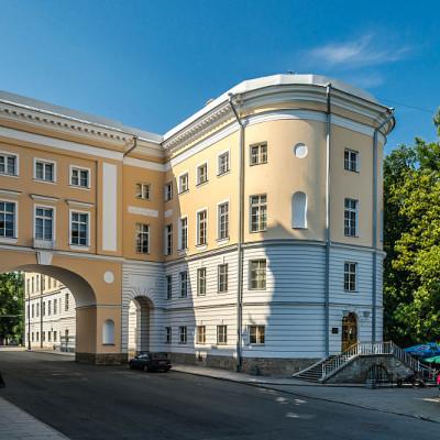 Мемориальный музей-лицей. Автор: Alex 'Florstein' Fedorov, Wikimedia Commons
