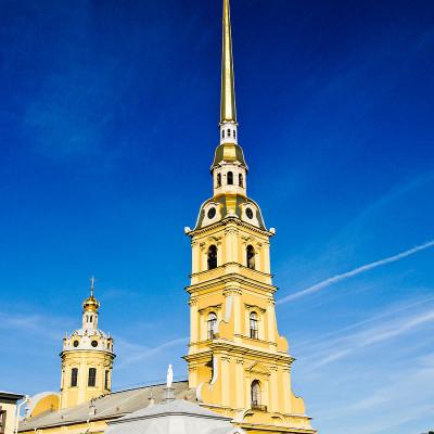 Петропавловский собор - образец раннего русского барокко