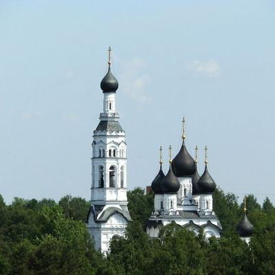 Церковь Казанская.  Автор: ПрохожиЙ, Wikimedia Commons