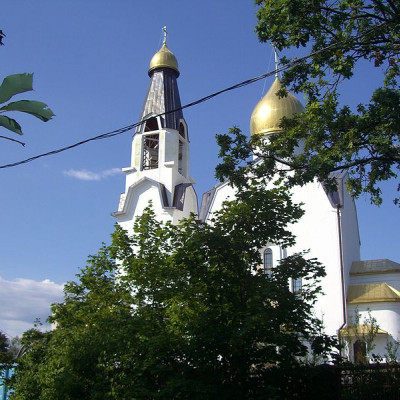 Церковь Святых равноапостольных Петра и Павла. Автор: Peterburg23, Wikimedia Commons
