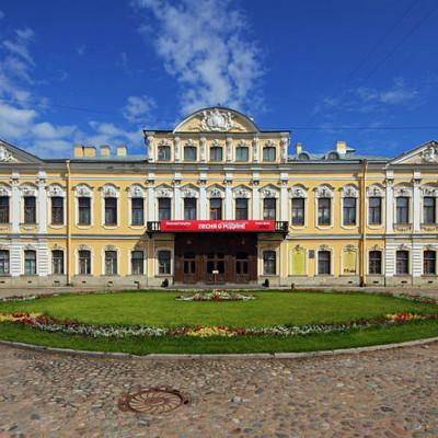 Дворец Шереметевых на Фонтанке. Автор: A.Savin, Wikimedia Commons