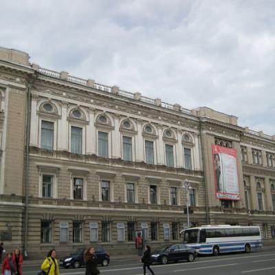 Театр оперы и балета им.Н.Римского-Корсакова. Автор: Александров, Wikimedia Commons