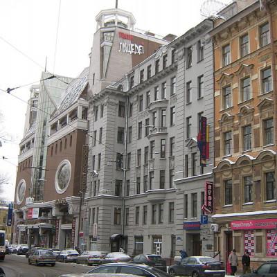Музей ЛабиринтУм. Автор: Peterburg23, Wikimedia Commons