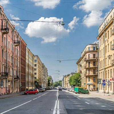 Дом Дернова. Автор: Alex 'Florstein' Fedorov, Wikimedia Commons