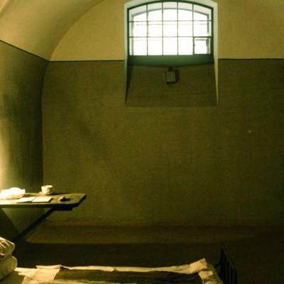Камеры тюрьмы Трубецкого бастиона