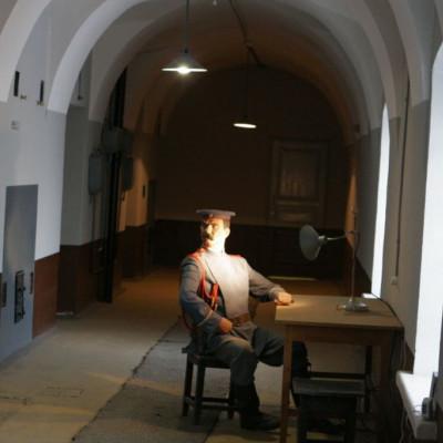 Охрана тюрьмы Петропавловской крепости