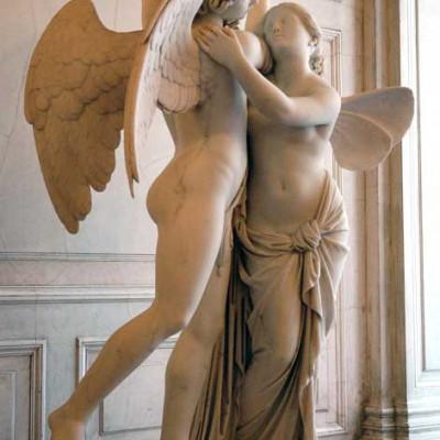 """Амур и Психея"", статуя, Эрмитаж, источник фото: http://www.renclassic.ru/Ru/33/1267/1270"