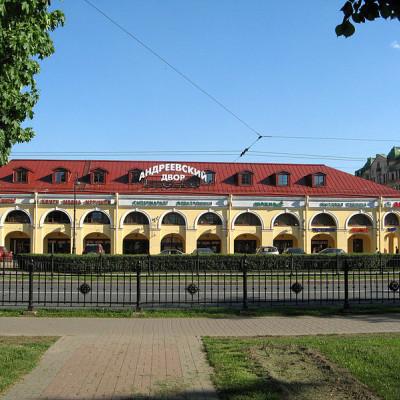 Андреевский рынок, источник фото: Wikimedia Commons, Автор: Екатерина Борисова