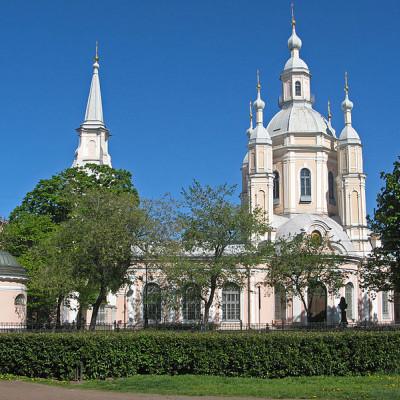 Андреевский собор, источник фото: Wikimedia Commons, Автор: Екатерина Борисова