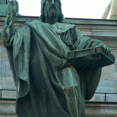 Апостол Иаков, источник фото: Wikimedia Commons, Автор: User:LoKi