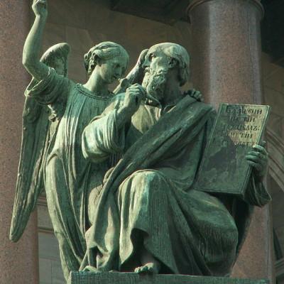 Апостол Матфей, источник фото: Wikimedia Commons, Автор: User:LoKi
