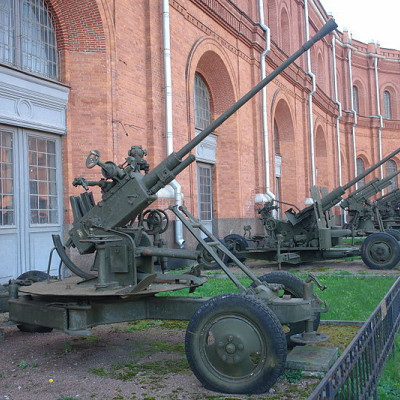 Музей артиллерии, источник фото: Wikimedia Commons, Автор: George Shuklin