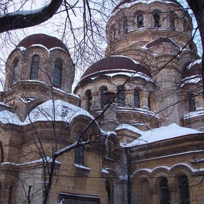 Церковь Милующей иконы Божией Матери, источник фото: Wikimedia Commons, Автор: Sav-1667