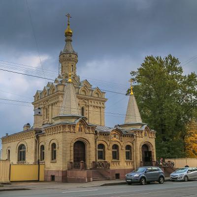 Часовня снесённой церкви Божией Матери Всех Скорбящих Радости, источник фото: Wikimedia Commons, Автор: Borisov2011