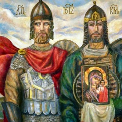 С иконой Богородицы была освобождена Москва в 1612 году, источник фото: http://kazansky-spb.ru/texts/stati/id/68