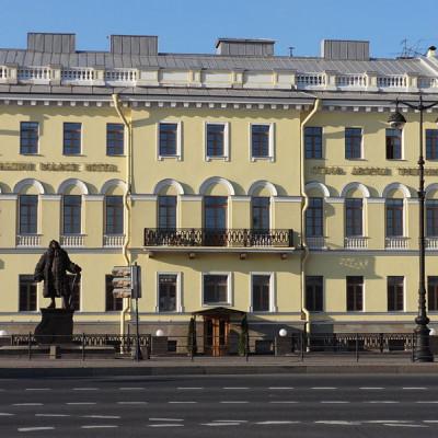 Дом Трезини. Автор: Надежда Пивоварова, Wikimedia Commons
