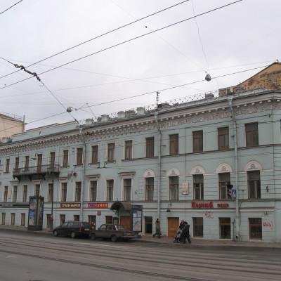 Музей-квартира Некрасова. Автор: Dr.bykov, Wikimedia Commons
