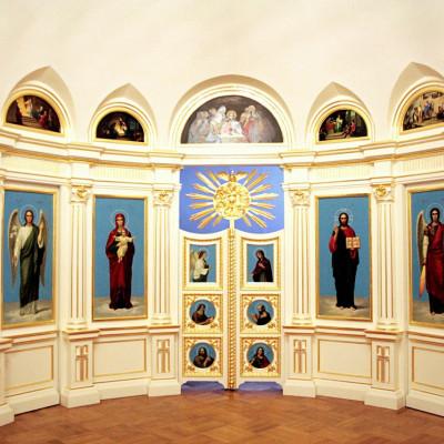 Домовая церковь, источник фото: https://vk.com/public29176041?z=photo-29176041_456239382%2Falbum-29176041_00%2Frev Автор: Зоя Сомичева