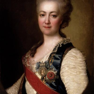 Екатерина Дашкова, источник фото: Wikimedia Commons, Автор: Shakko