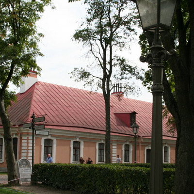 Инженерный дом. Автор: Interfase, Wikimedia Commons