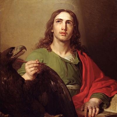 Евангелист Иоанн, источник фото: http://www.liveinternet.ru/users/bolivarsm/post328103387/