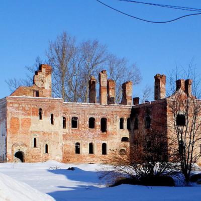 Дом священников, источник фото: Wikimedia Commons Автор: Ντμίτρι