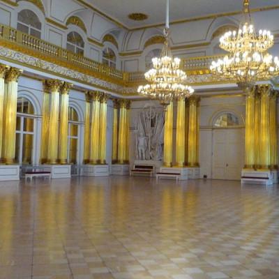 Гербовый зал, источник фото: Wikimedia Commons, Автор: Zmorgan