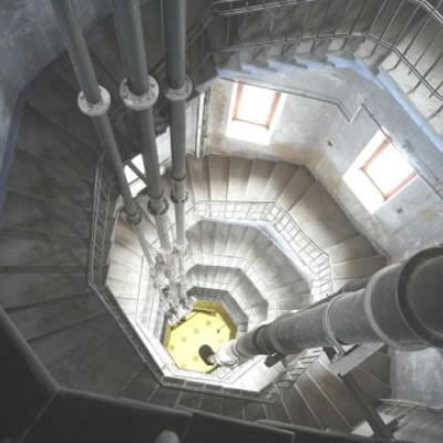 Гидробашня, вид внутри. Автор: GMark444, Wikimedia Commons