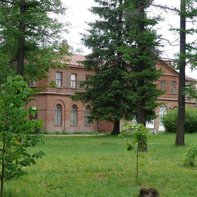 Господский дом усадьбы Приютино, источник фото: Wikimedia Commons Автор: Владимир Синьков