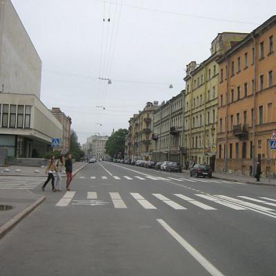 Греческий проспект, источник фото: Wikimedia Commons, Автор: Peterburg23
