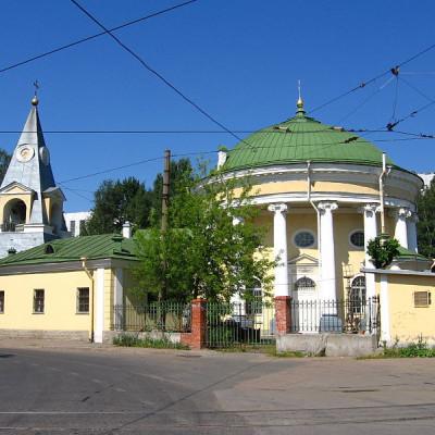 "Троицкая церковь ""Кулич и пасха"", источник фото: Wikimedia Commons, Автор: VVV-spb"