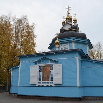 Церковь Великомученика Димитрия Солунского. Автор: KA3AKOB, Wikimedia Commons