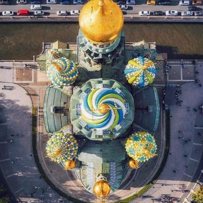 Храм Спас на Крови, источник фото: https://vk.com/club62779564