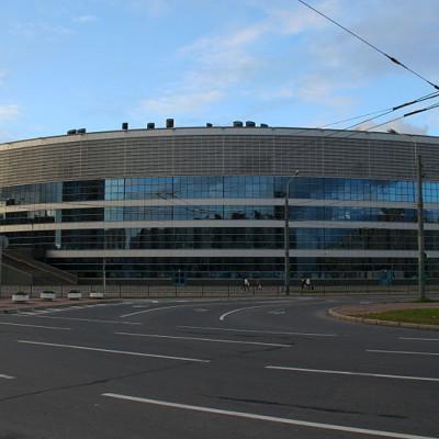 Ледовый дворей спорта в Санкт-Петербурге. Автор: A.Savin, Wikimedia Commons