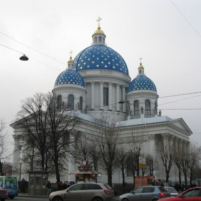 Свято-Троицкий Измайловский собор. Автор: Peterburg.center