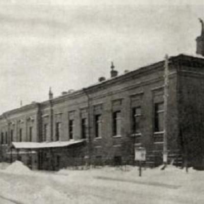 Императорский фарфоровый завод 1904 г., источник фото: Wikimedia Commons, Автор: name lost