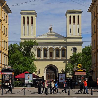 Кафедральный собор святых Петра и Павла, источник фото: Wikimedia Commons, Автор: A.Savin