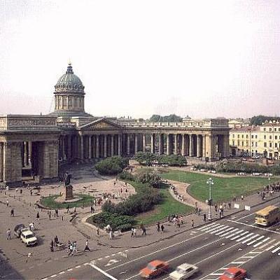 Казанский кафедральный собор в Санкт-Петербурге, источник фото: https://vk.com/club10370286