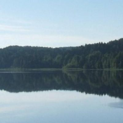 Ладожское озеро в районе Сортавалы, Автор Sortavalan_saaristoa.jpg: Yoneh at fi.wikipedia