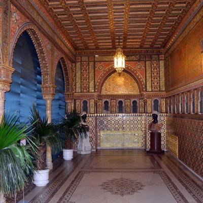 Мавританская гостиная, источник фото: http://www.liveinternet.ru/users/stewardess0202/post345537360