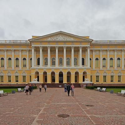 Михайловский дворец, источник фото: Wikimedia Commons, Автор: A.Savin