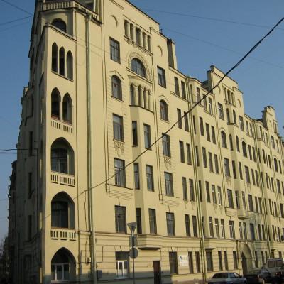 Дом, где находится Музей-квартира Елизаровых. Автор: Potekhin, Wikimedia Commons