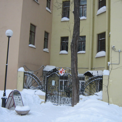 Вход в Музей граммофонов и фонографов. Автор: Peterburg23, Wikimedia Commons
