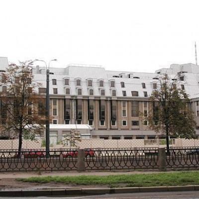 Недостроенная гостиница «Северная корона» (Санкт-Петербург), источник фото: photos.wikimapia.org